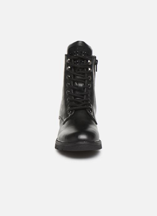 Bottines et boots I Love Shoes THALANNIS Noir vue portées chaussures