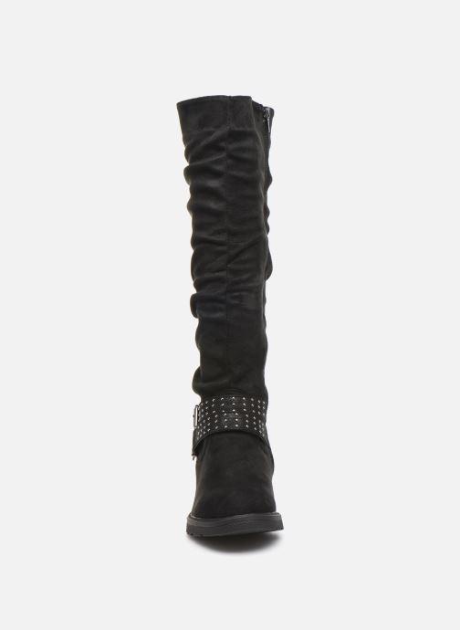 Botas I Love Shoes THARIANNE Negro vista del modelo