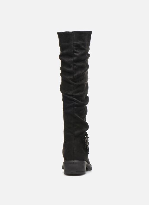 Botas I Love Shoes THARIANNE Negro vista lateral derecha