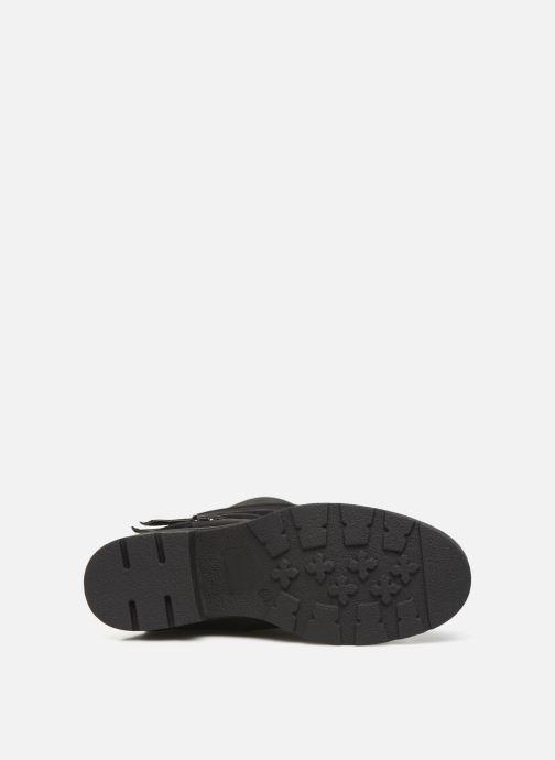 Botas I Love Shoes THARIANNE Negro vista de arriba