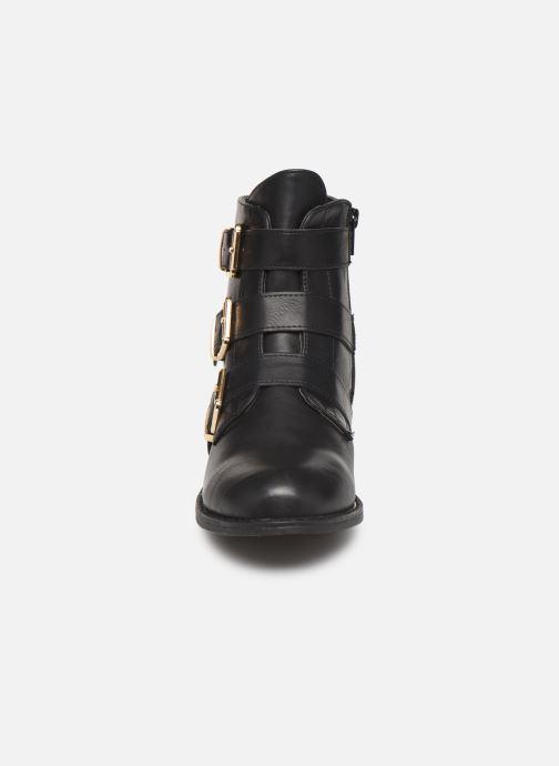 Bottines et boots I Love Shoes THAUDREY Noir vue portées chaussures