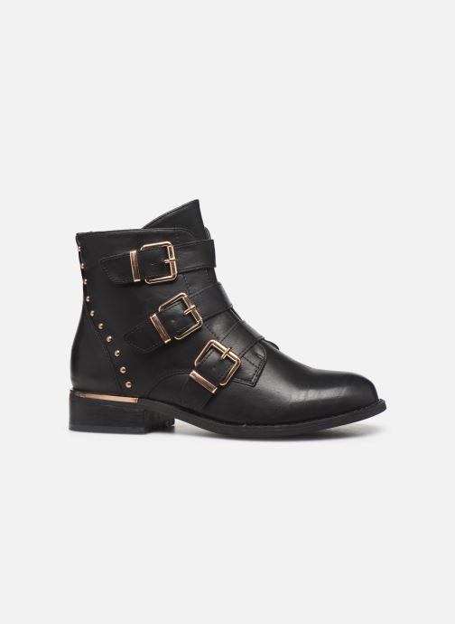Boots en enkellaarsjes I Love Shoes THAUDREY Zwart achterkant