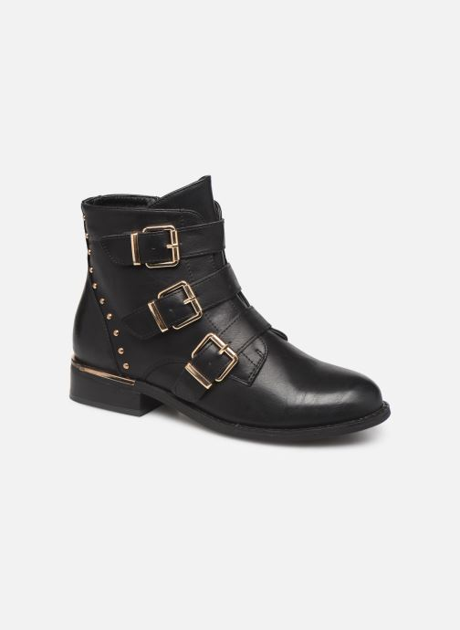 Ankle boots I Love Shoes THAUDREY Black detailed view/ Pair view