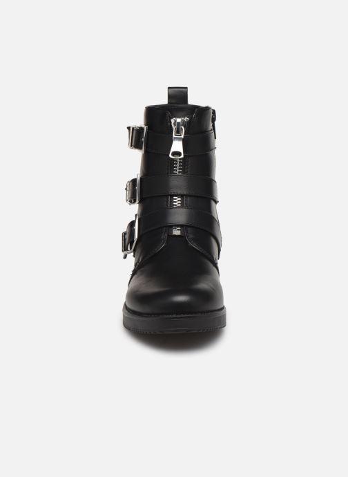 Stiefeletten & Boots I Love Shoes THAMY schwarz schuhe getragen