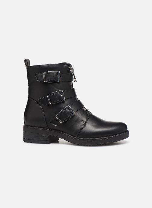 Boots en enkellaarsjes I Love Shoes THAMY Zwart achterkant