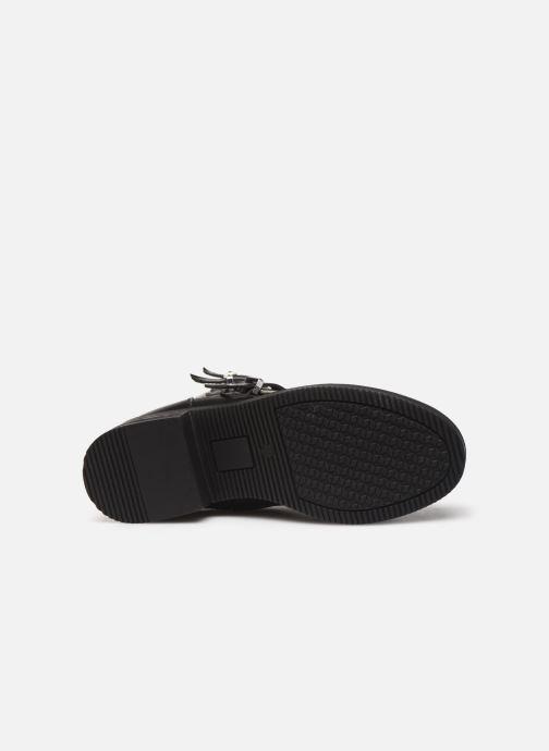 Stiefeletten & Boots I Love Shoes THAMY schwarz ansicht von oben