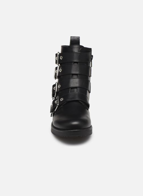 Botines  I Love Shoes THALIVIA Negro vista del modelo