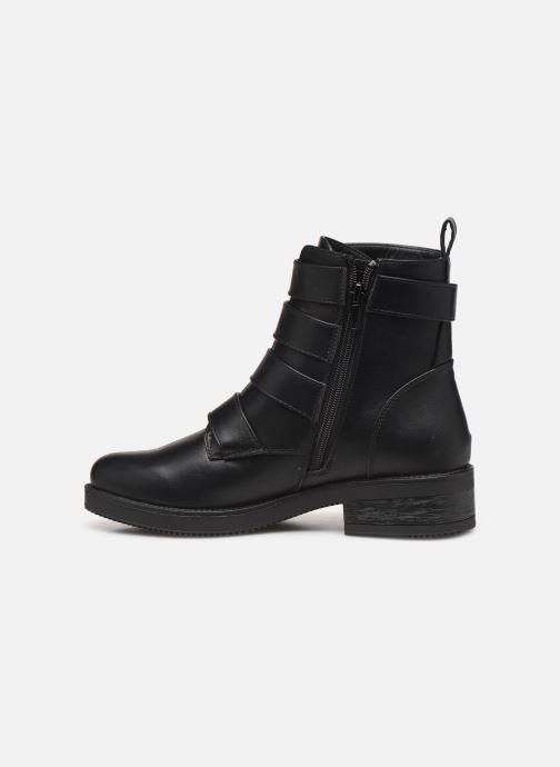 Ankelstøvler I Love Shoes THALIVIA Sort se forfra