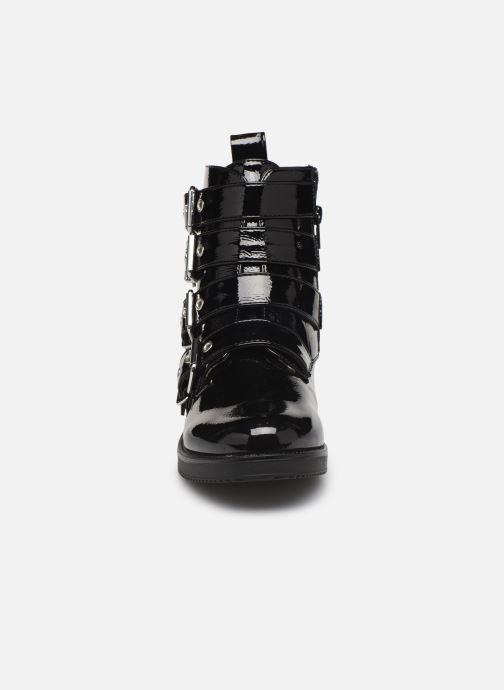 Stivaletti e tronchetti I Love Shoes THALIVIA Nero modello indossato