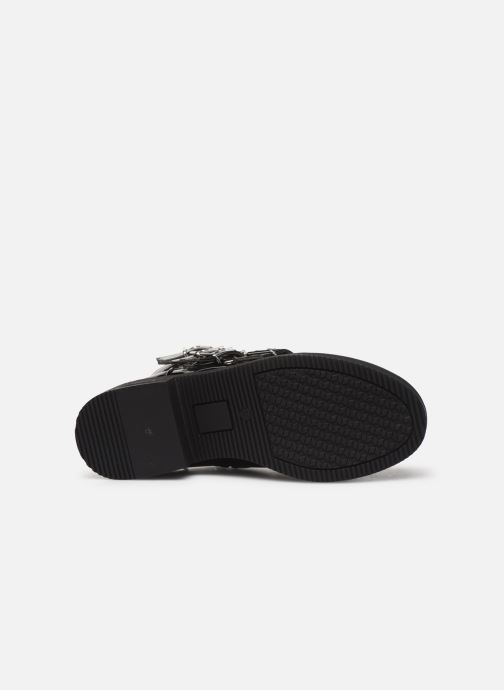 Boots en enkellaarsjes I Love Shoes THALIVIA Zwart boven