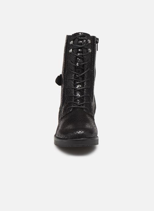 Botines  I Love Shoes THANGEL Negro vista del modelo