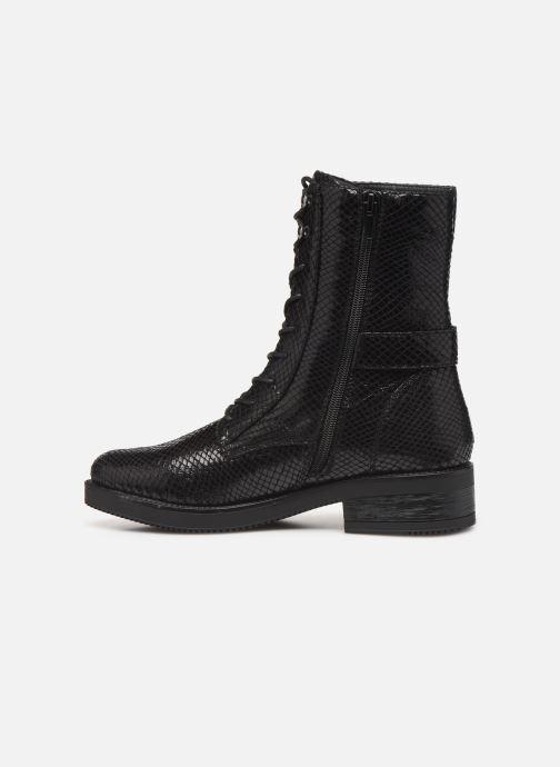 Botines  I Love Shoes THANGEL Negro vista de frente