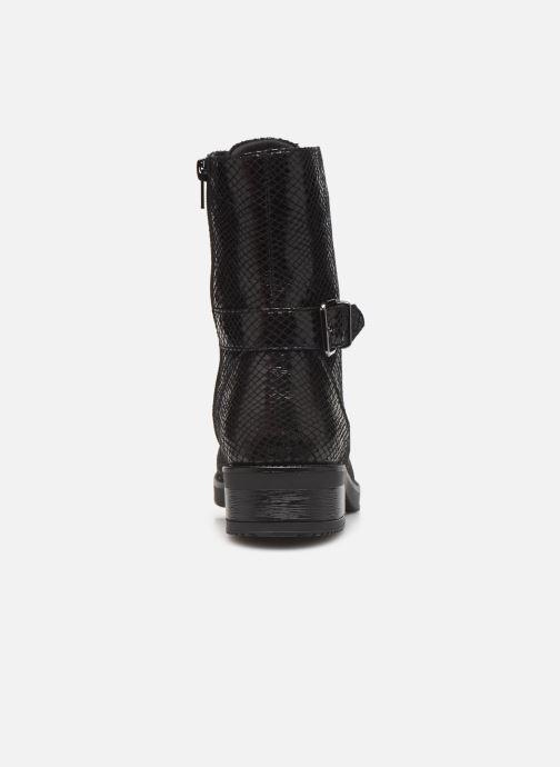 Botines  I Love Shoes THANGEL Negro vista lateral derecha