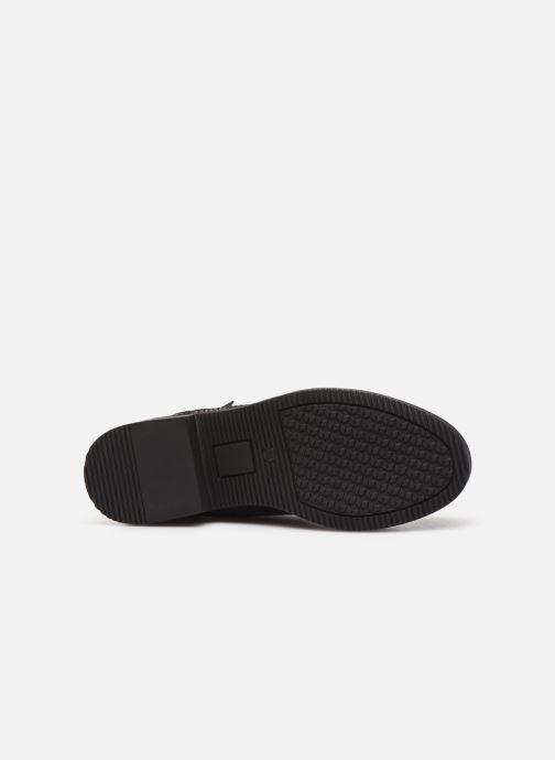 Botines  I Love Shoes THANGEL Negro vista de arriba