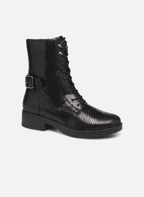Botines  I Love Shoes THANGEL Negro vista de detalle / par