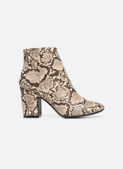 Ankelstøvler I Love Shoes THAMBER Beige se bagfra