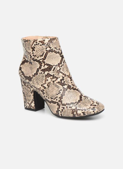 Ankelstøvler I Love Shoes THAMBER Beige detaljeret billede af skoene