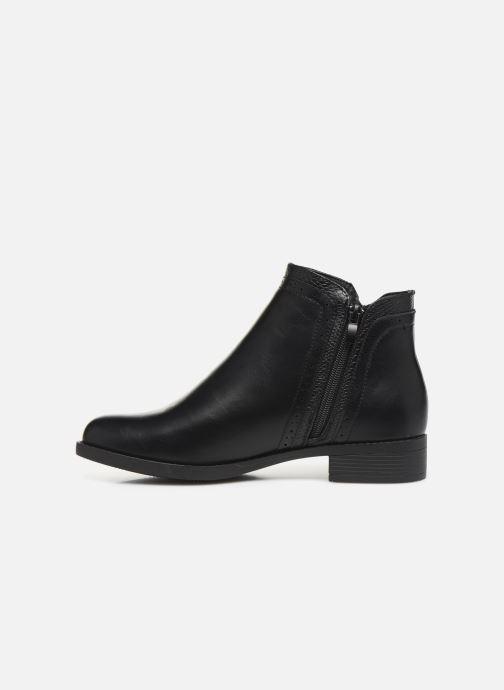 Ankelstøvler I Love Shoes THALISON Sort se forfra