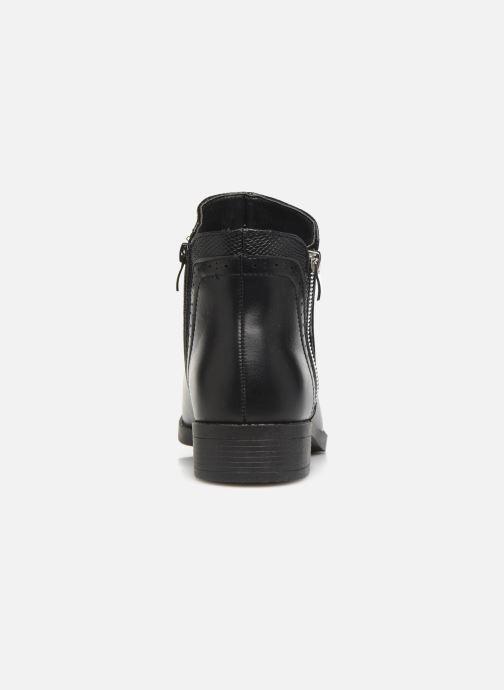 Boots en enkellaarsjes I Love Shoes THALISON Zwart rechts