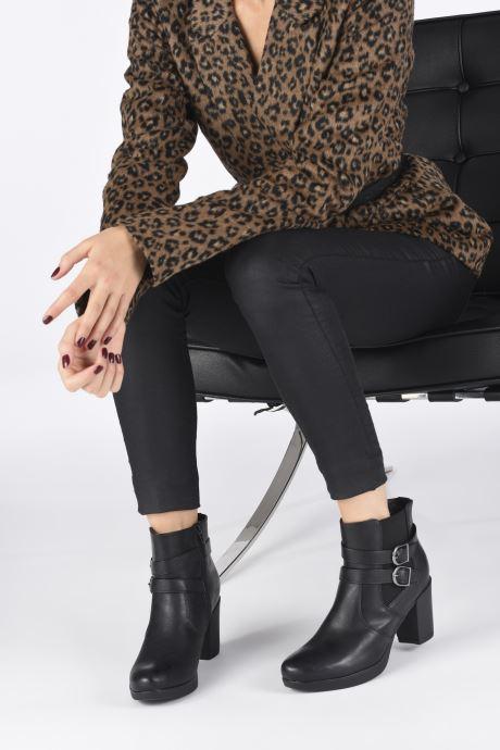 Boots en enkellaarsjes I Love Shoes THASHLEY Zwart onder