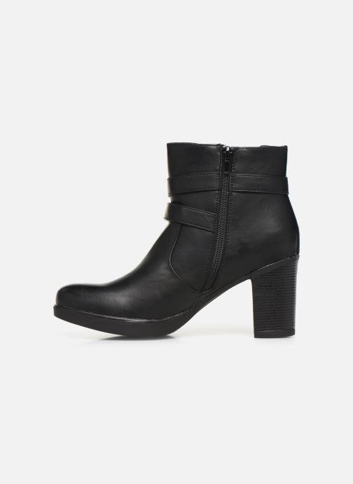 Boots en enkellaarsjes I Love Shoes THASHLEY Zwart voorkant