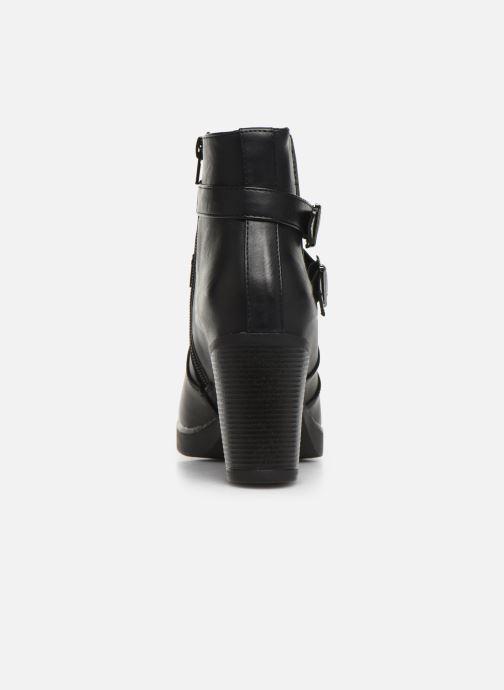 Botines  I Love Shoes THASHLEY Negro vista lateral derecha