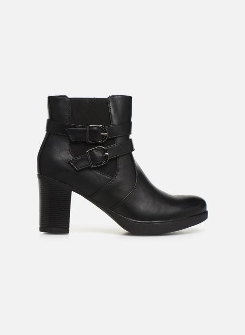 Boots en enkellaarsjes I Love Shoes THASHLEY Zwart achterkant