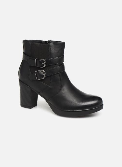 Boots en enkellaarsjes I Love Shoes THASHLEY Zwart detail