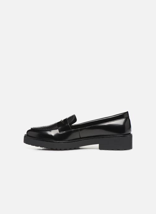 Mocassins I Love Shoes THELANIA Noir vue face