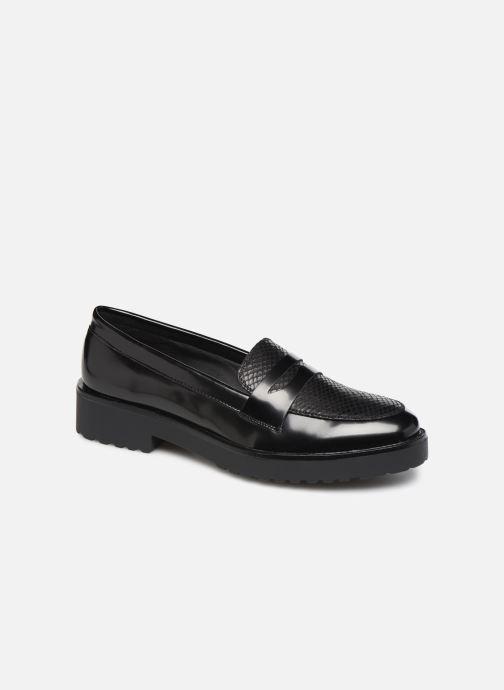 Mocassins I Love Shoes THELANIA Zwart detail