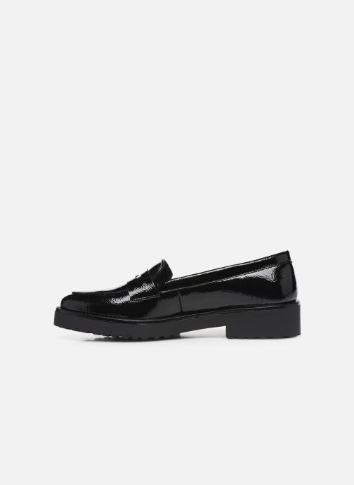 Slipper I Love Shoes THELANIA schwarz ansicht von vorne