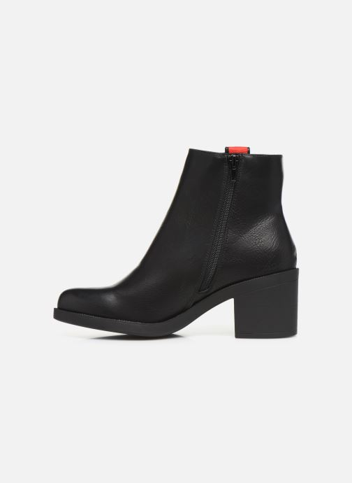 Ankle boots I Love Shoes THABBY Black front view