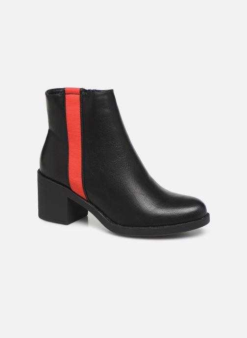 Ankelstøvler I Love Shoes THABBY Sort detaljeret billede af skoene