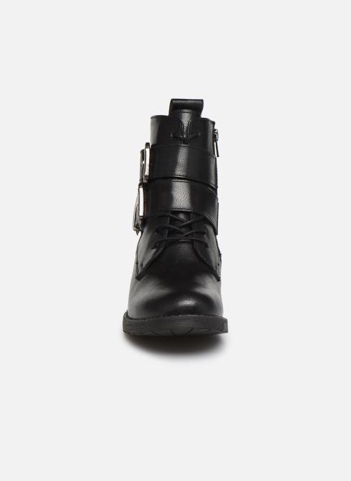 Bottines et boots I Love Shoes THEMPLE LEATHER Noir vue portées chaussures