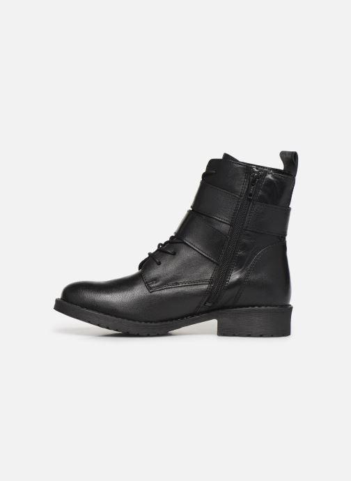 Bottines et boots I Love Shoes THEMPLE LEATHER Noir vue face