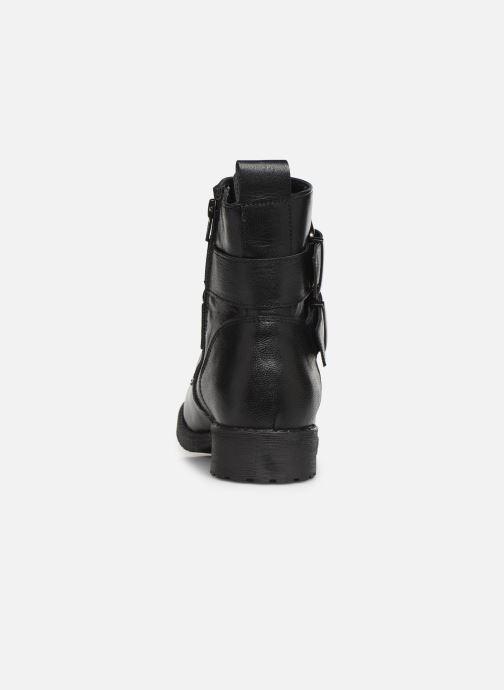 Bottines et boots I Love Shoes THEMPLE LEATHER Noir vue droite