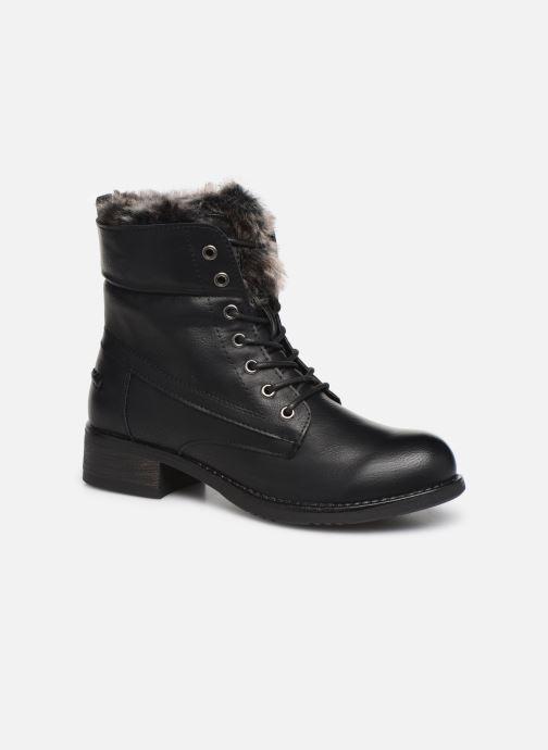 Boots en enkellaarsjes I Love Shoes THRUDY FOURRE Zwart 3/4'