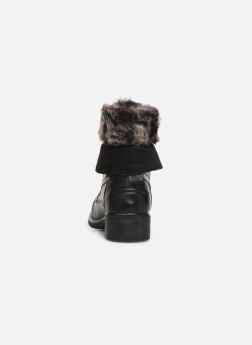 Bottines et boots I Love Shoes THRUDY FOURRE Noir vue droite