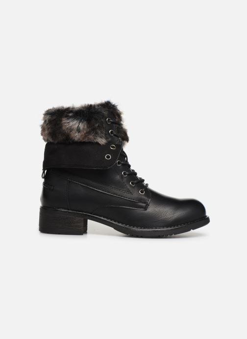 Boots en enkellaarsjes I Love Shoes THRUDY FOURRE Zwart achterkant