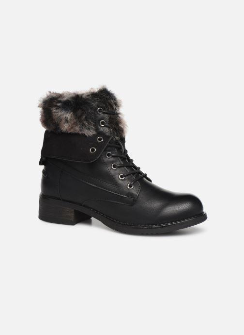 Bottines et boots I Love Shoes THRUDY FOURRE Noir vue détail/paire