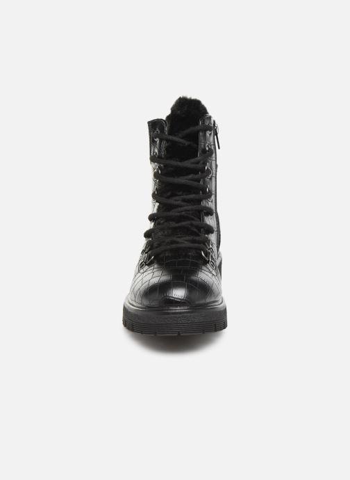 Boots en enkellaarsjes I Love Shoes THAREVO Zwart model