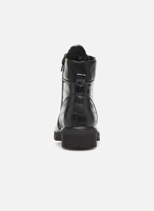 Boots en enkellaarsjes I Love Shoes THAREVO Zwart rechts