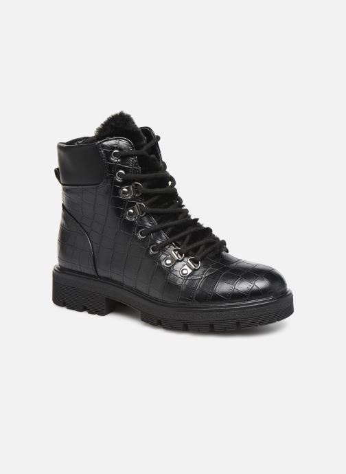 Boots en enkellaarsjes I Love Shoes THAREVO Zwart detail