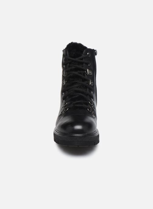 Stivaletti e tronchetti I Love Shoes THAREVO Nero modello indossato