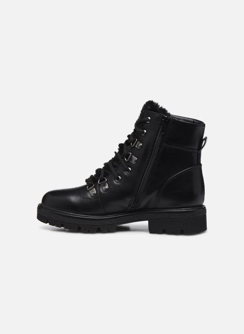Stivaletti e tronchetti I Love Shoes THAREVO Nero immagine frontale
