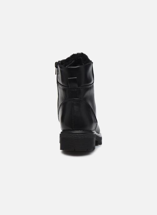 Botines  I Love Shoes THAREVO Negro vista lateral derecha