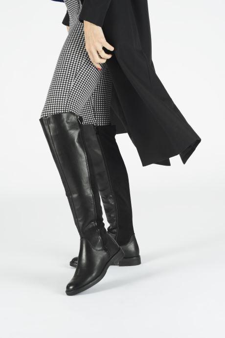 Stiefel I Love Shoes THARLEEN schwarz ansicht von unten / tasche getragen