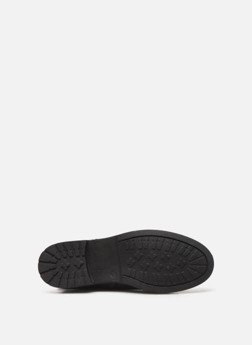 Stiefel I Love Shoes THARLEEN schwarz ansicht von oben