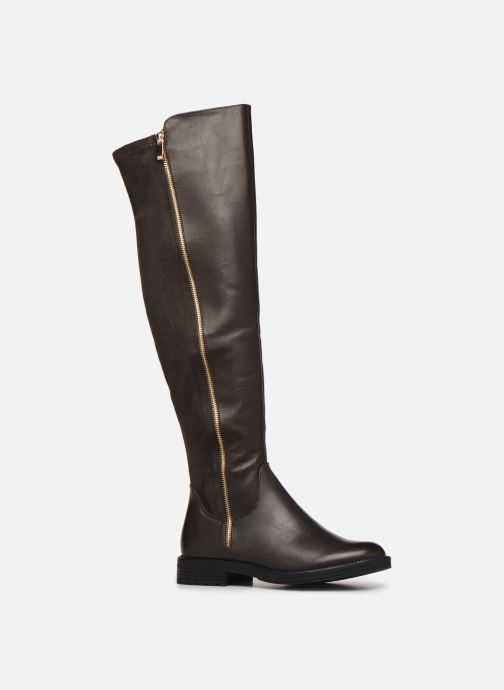 Laarzen I Love Shoes THARLEEN Bruin detail