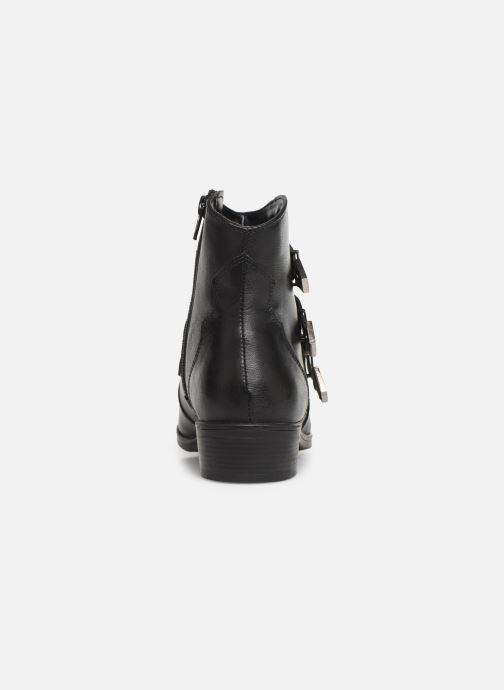 Botines  I Love Shoes THERRIE LEATHER Negro vista lateral derecha